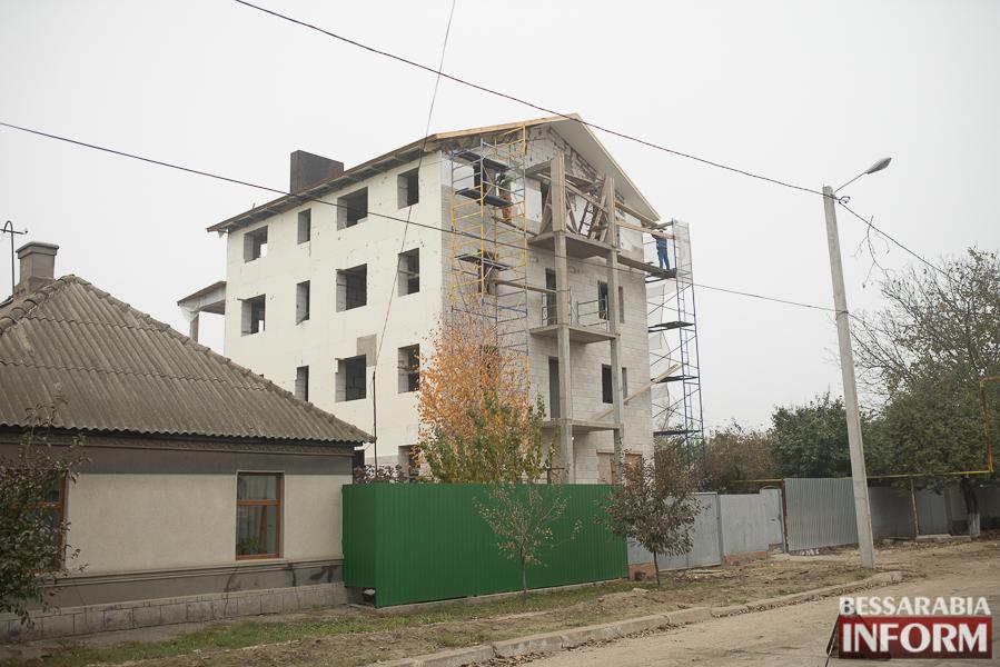 SME_3060 В Измаиле начался ремонт одной из худших дорог города (ФОТО)