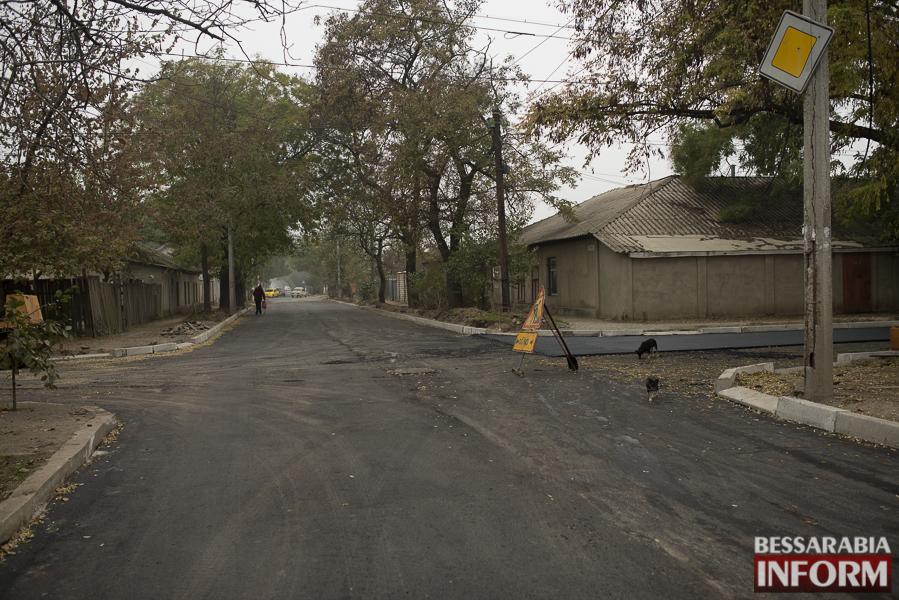 SME_3062 В Измаиле начался ремонт одной из худших дорог города (ФОТО)