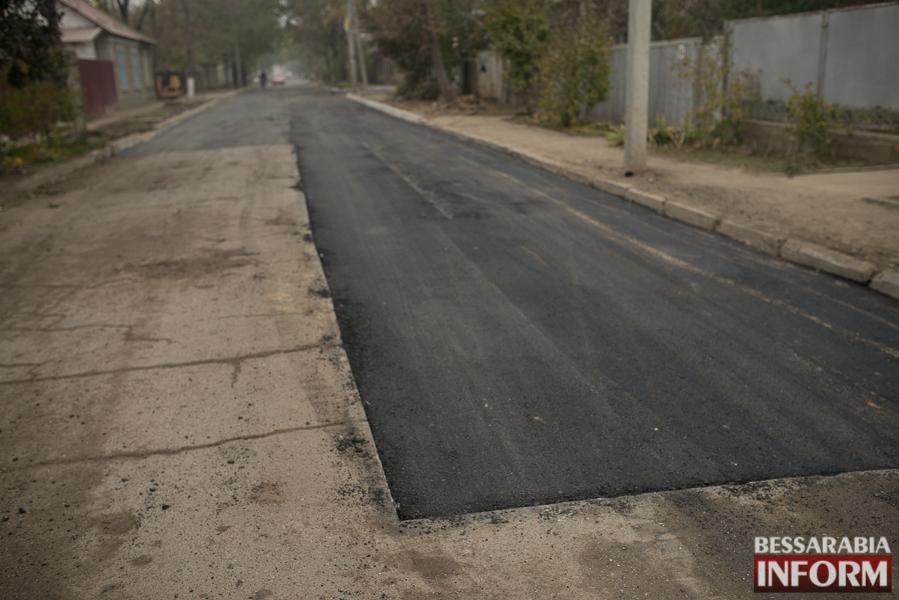 SME_3063 В Измаиле начался ремонт одной из худших дорог города (ФОТО)