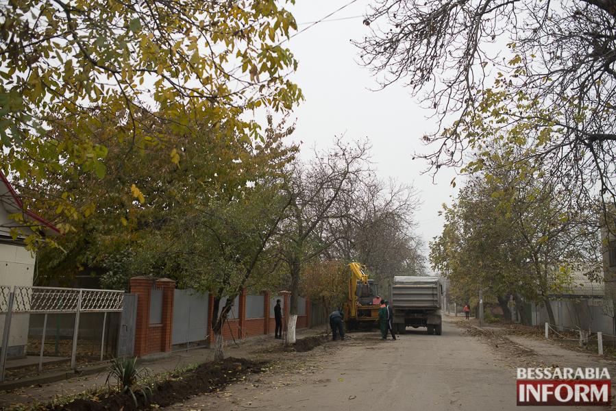 SME_3070 В Измаиле начался ремонт одной из худших дорог города (ФОТО)