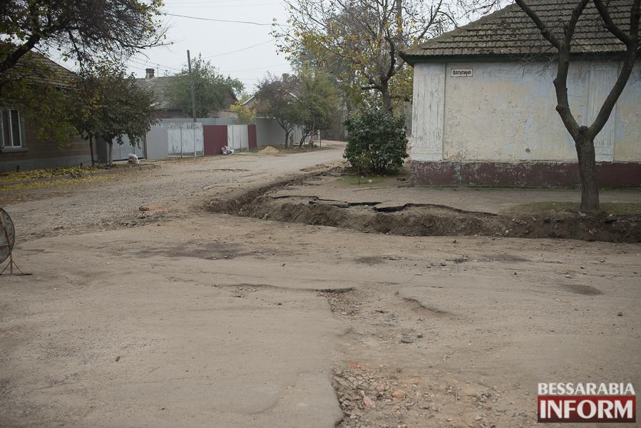 SME_3072 В Измаиле начался ремонт одной из худших дорог города (ФОТО)