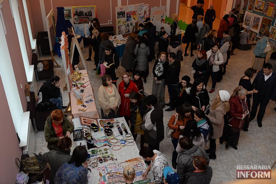 SME_3112 В Измаиле отметили свой праздник служители искусства