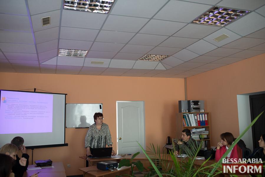 """SME_4164 Измаил: представители """"третьего"""" сектора учились писать проекты"""