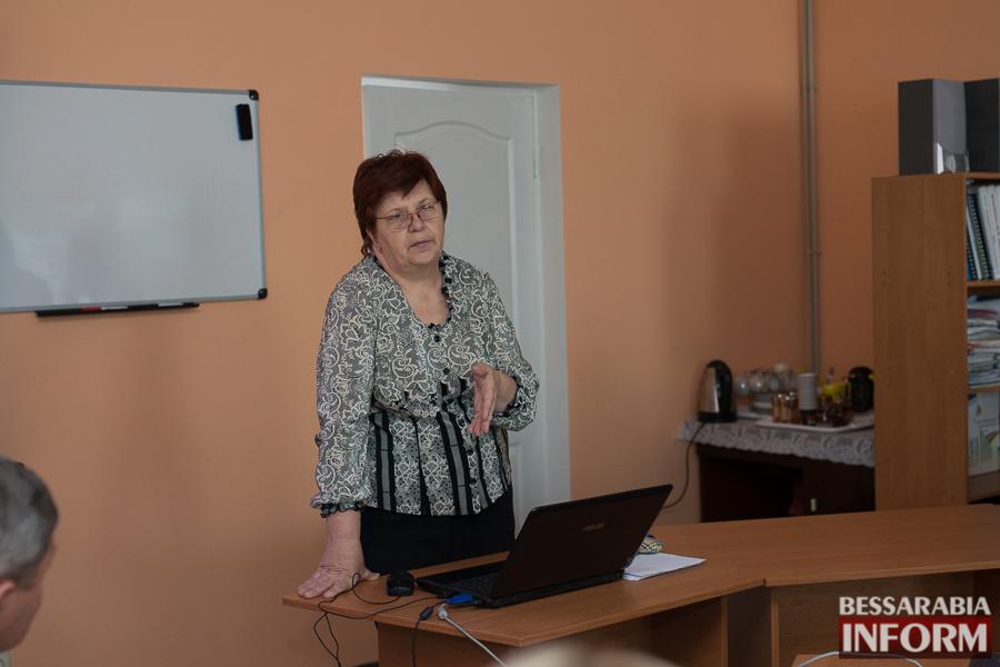 """SME_4167 Измаил: представители """"третьего"""" сектора учились писать проекты"""