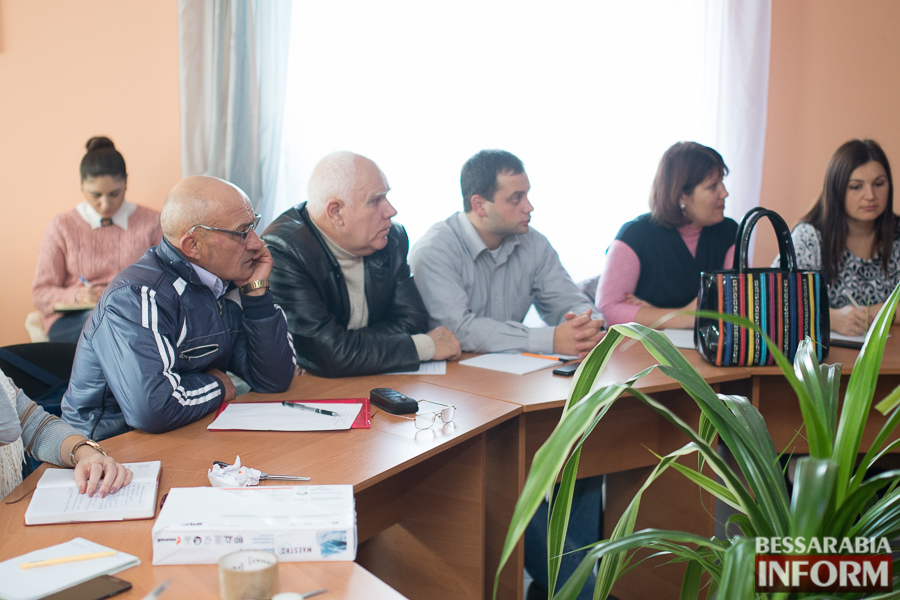 """SME_4171 Измаил: представители """"третьего"""" сектора учились писать проекты"""