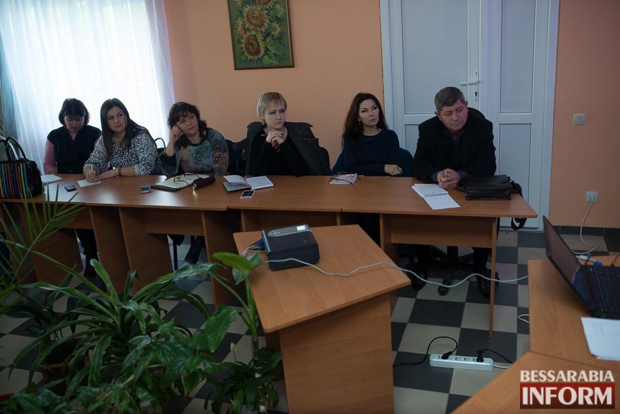 """SME_4173 Измаил: представители """"третьего"""" сектора учились писать проекты"""