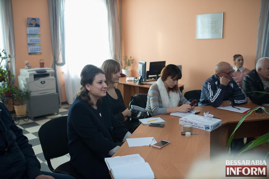 """SME_4179 Измаил: представители """"третьего"""" сектора учились писать проекты"""