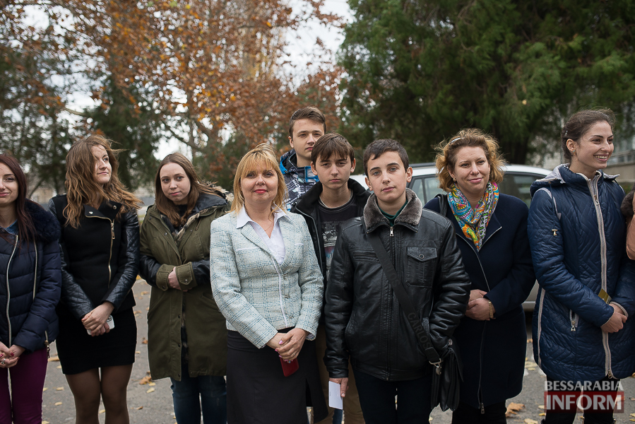 SME_6426 Европа становится ближе - в Измаиле проходит сессия молодежного Европарламента