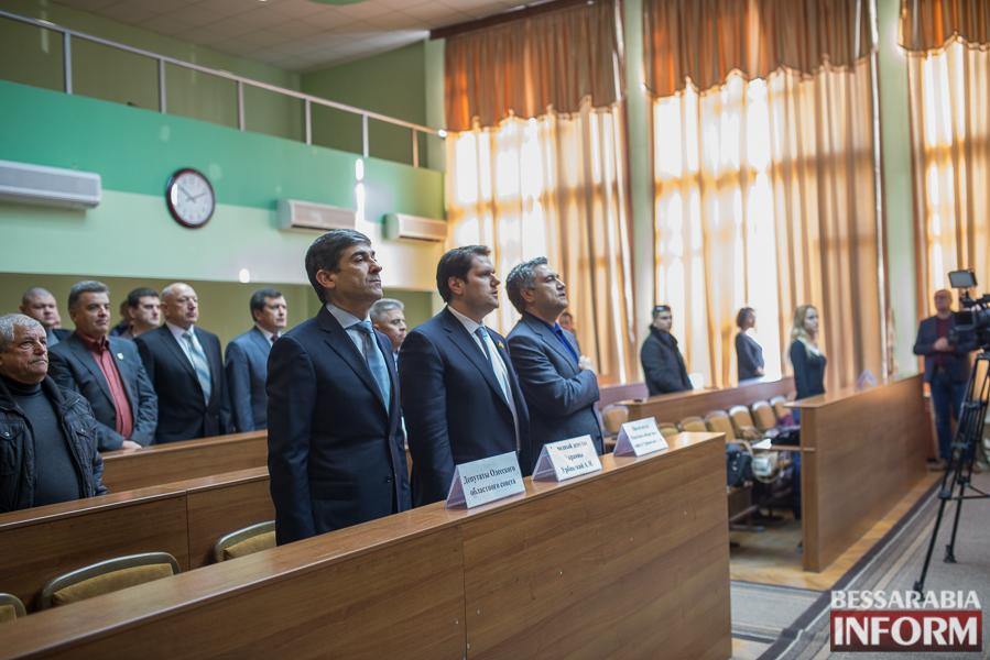 SME_6590 Сессия Измаильского горсовета: депутаты поделили портфели и оказали материальную помощь заместителям мэра