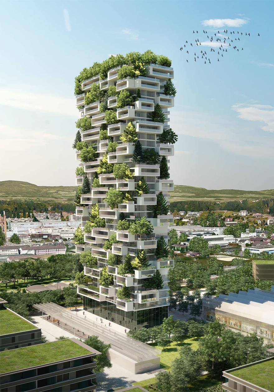 apartment-building-tower-trees-tour-des-cedres-stefano-boeri-27 Небоскрёб, многоквартирный дом и вертикальный вечнозелёный лес в одном флаконе