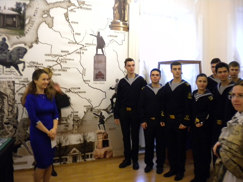 В Измаильском музее Суворова открылась выставка «Корабли. Путешествие сквозь времена и образ»