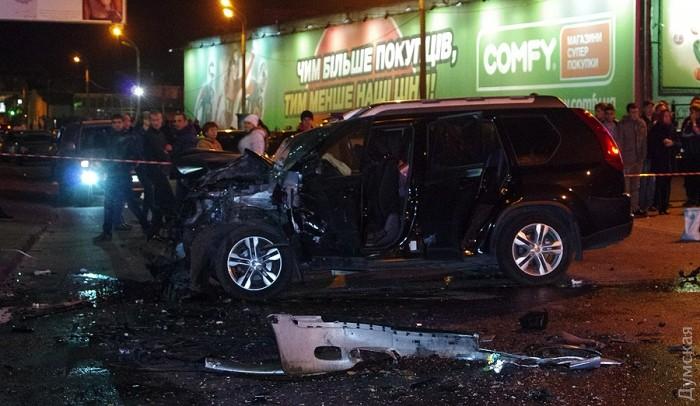В Одессе произошло страшное ДТП: шесть человек погибли (ФОТО)