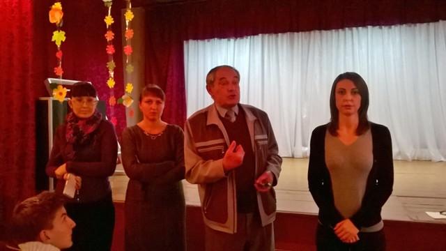 """Измаильский р-н: акция """"16 дней без насилия"""""""