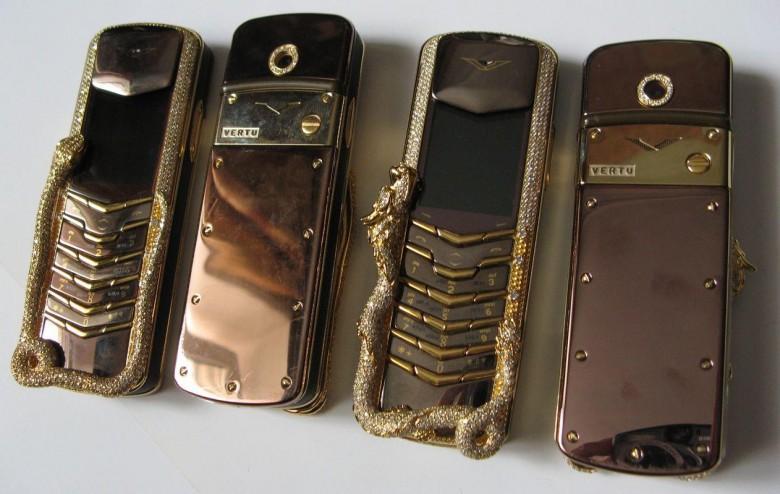 1-1 10 самых дорогих мобильных телефонов в мире