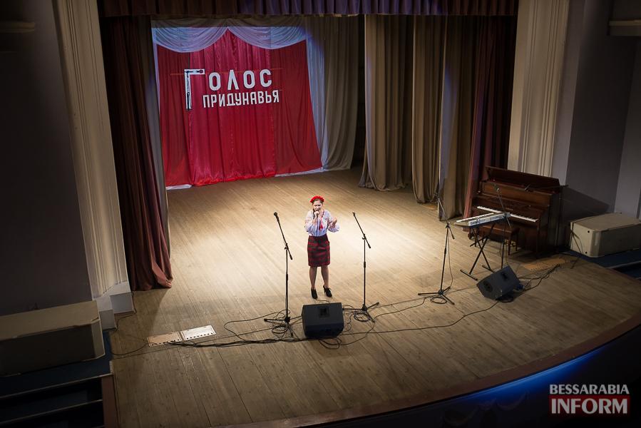 """105 В Бессарабии выбрали лучший """"Голос Придунавья"""""""