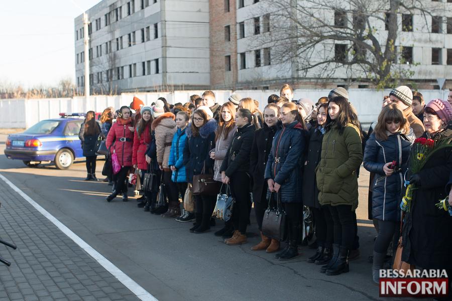 1111 В Измаиле почтили память участников ликвидации аварии на ЧАЭС (фото)