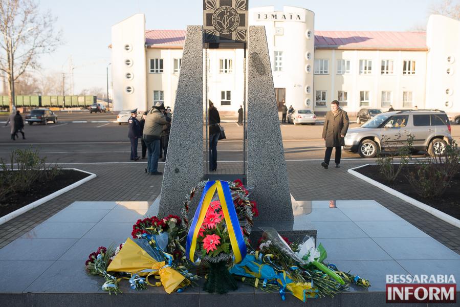 120 В Измаиле почтили память участников ликвидации аварии на ЧАЭС (фото)