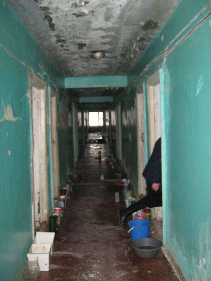 Критическое состояние помещения Арцизской скорой помощи (ФОТО)