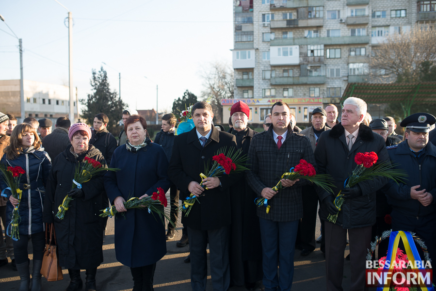 125 В Измаиле почтили память участников ликвидации аварии на ЧАЭС (фото)