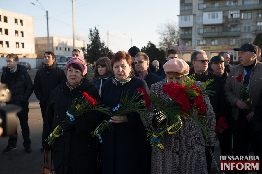 144 В Измаиле почтили память участников ликвидации аварии на ЧАЭС (фото)