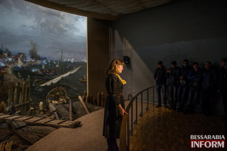 148 Штурм крепости Измаил на полотнах измаильских художников (ФОТО)