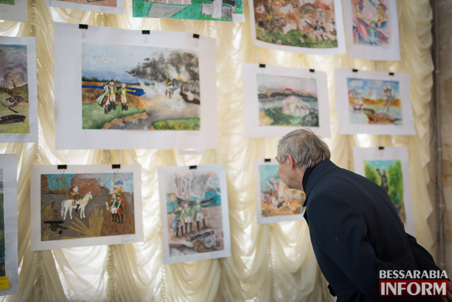 184 Штурм крепости Измаил на полотнах измаильских художников (ФОТО)