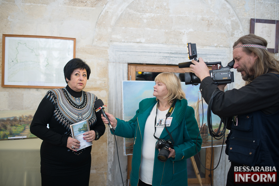 261 Штурм крепости Измаил на полотнах измаильских художников (ФОТО)