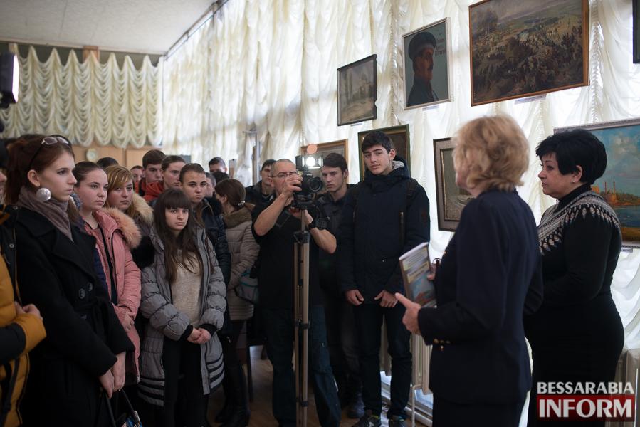 281 Штурм крепости Измаил на полотнах измаильских художников (ФОТО)