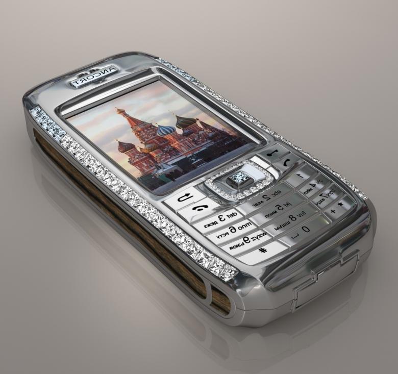3 10 самых дорогих мобильных телефонов в мире