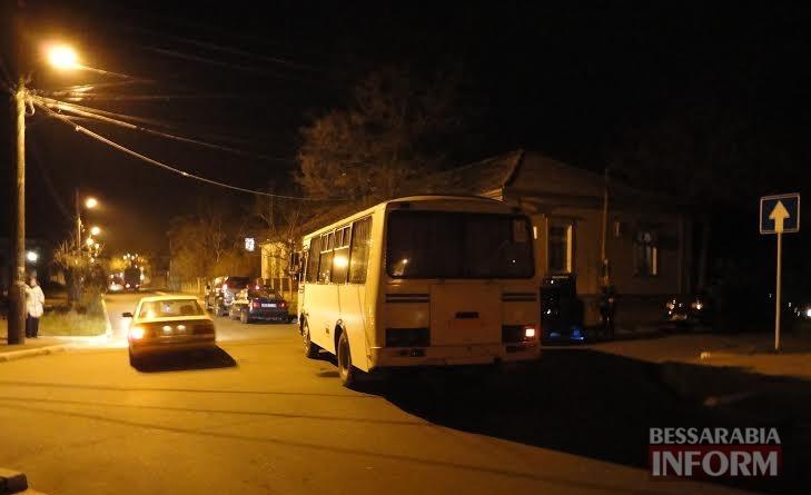 В Измаиле в результате ДТП пострадала пассажирка маршрутки (фото)