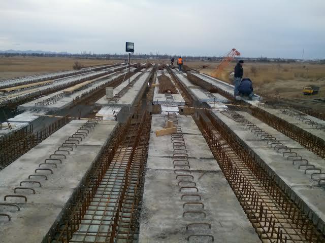 Продолжаются работы по строительству автомобильной дороги «Обход г.Рени» (фото)