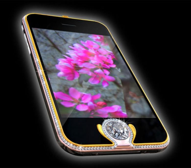 6-1 10 самых дорогих мобильных телефонов в мире