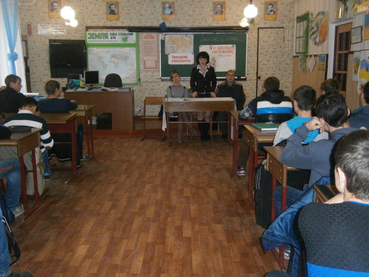 В Измаиле прошел брифинг о правах детей и правовой ответственности