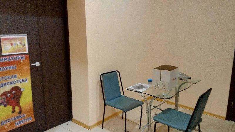 В Измаиле обокрали офисный центр (фото)