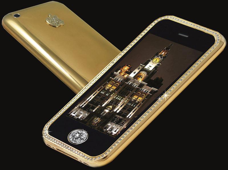 7-1 10 самых дорогих мобильных телефонов в мире