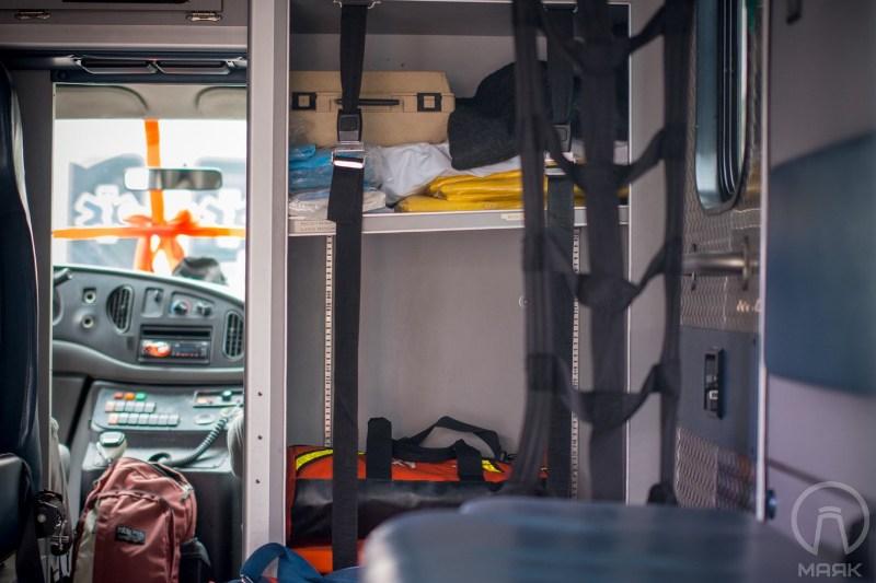 США подарили Белгород-Днестровскому автомобиль скорой помощи (фото)