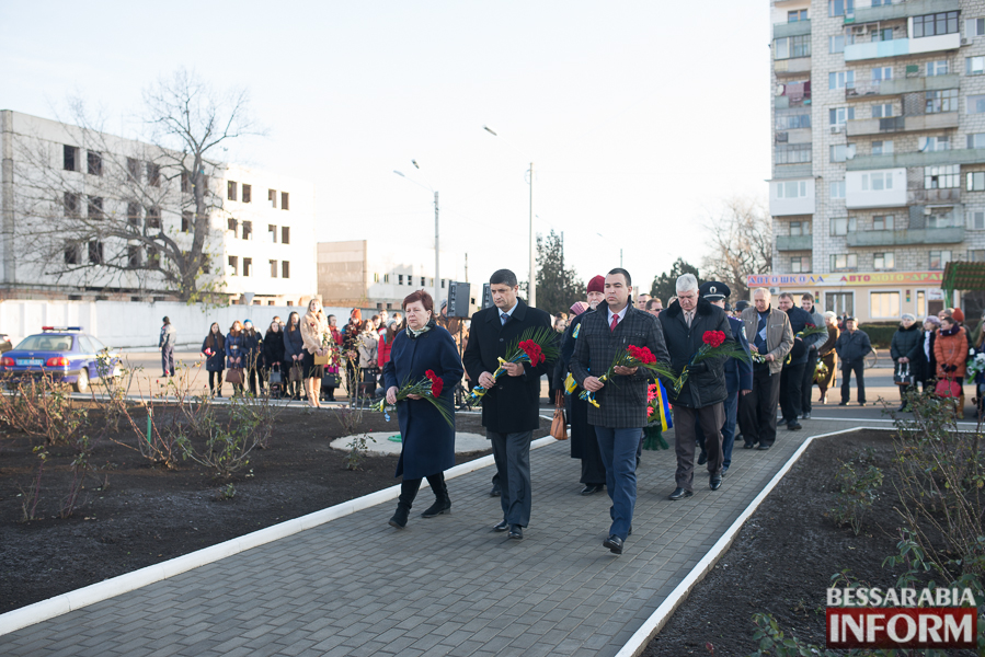 87 В Измаиле почтили память участников ликвидации аварии на ЧАЭС (фото)