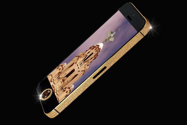 9-1 10 самых дорогих мобильных телефонов в мире