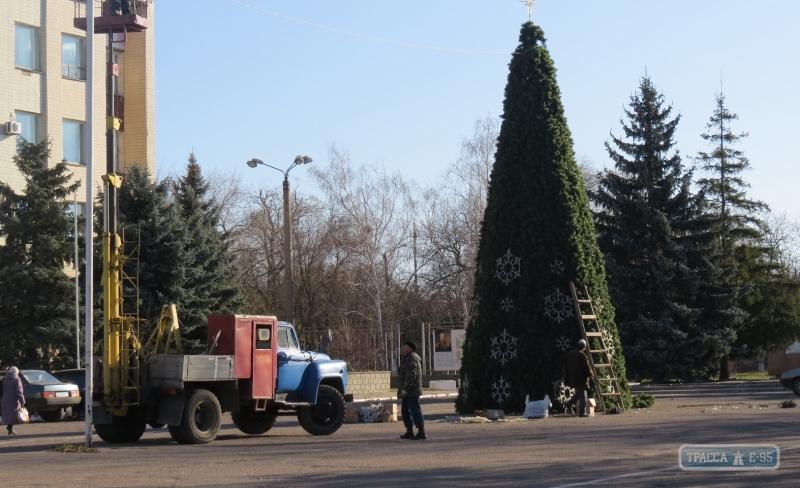Bolgrad Выбираем лучшую новогоднюю елку Бессарабии (голосование от БИ)