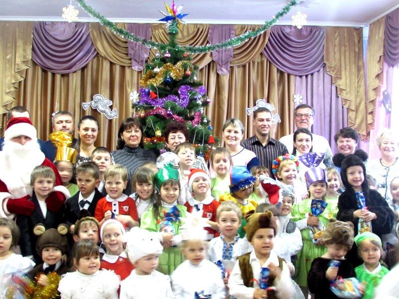 Детей благотворительного фонда «Бессарабия» посетили гости