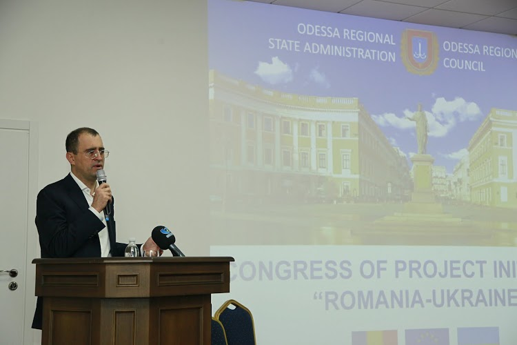 MG_6087 В Одессе прошел Конгресс проектных инициатив в рамках трансграничного сотрудничества Румынии и Украины