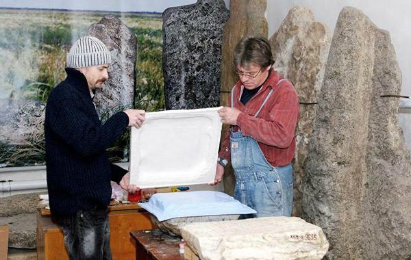 Plity_5 В Белгороде-Днестровском презентуют копии закладных плит Аккерманской крепости