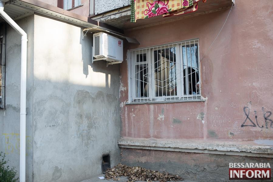 SME_2939 В Измаиле ночью горела квартира: есть погибший (ФОТО)