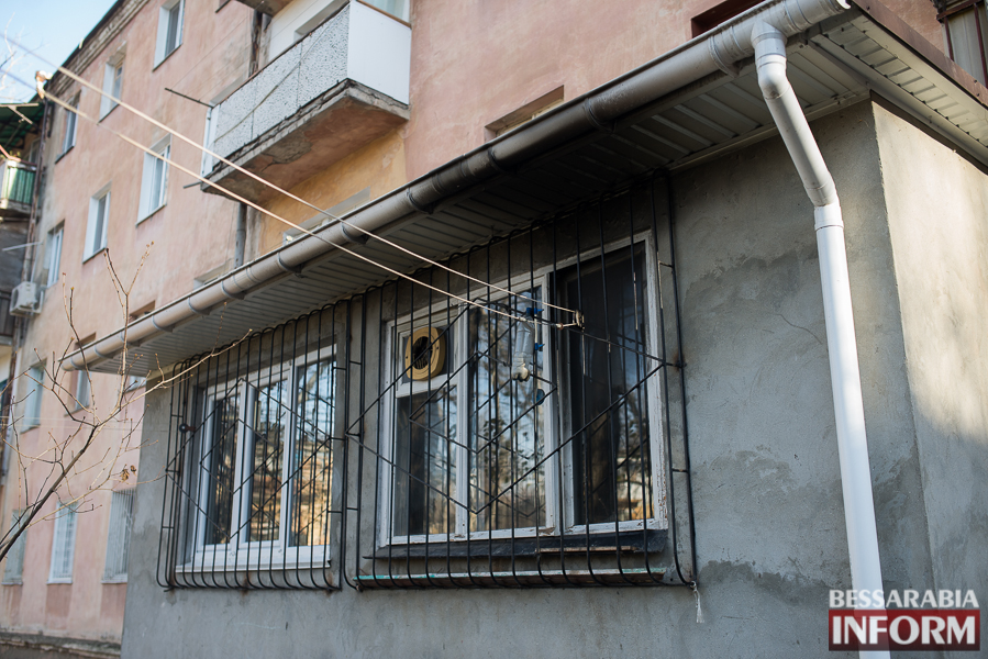 SME_2943 В Измаиле ночью горела квартира: есть погибший (ФОТО)