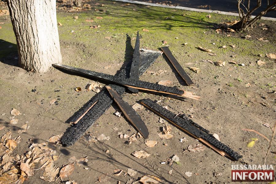 SME_2947 В Измаиле ночью горела квартира: есть погибший (ФОТО)