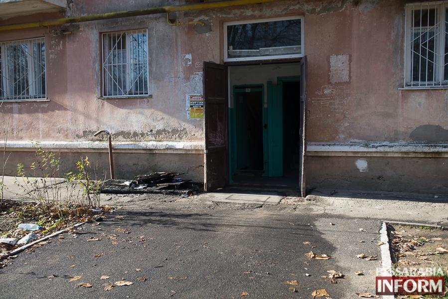 SME_2948 В Измаиле ночью горела квартира: есть погибший (ФОТО)