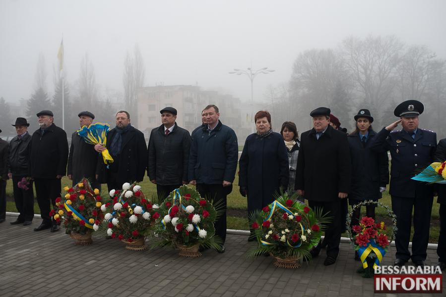 SME_3088 В Измаиле поздравили военнослужащих и почтили память  погибших воинов