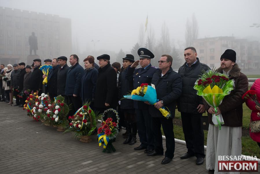SME_3090 В Измаиле поздравили военнослужащих и почтили память  погибших воинов