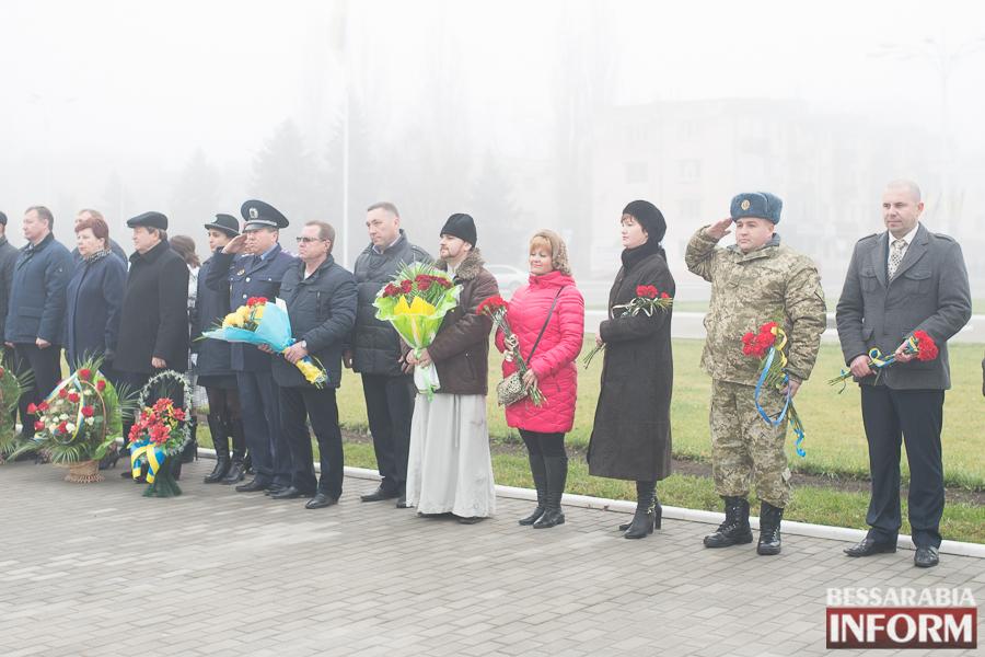 SME_3096 В Измаиле поздравили военнослужащих и почтили память  погибших воинов