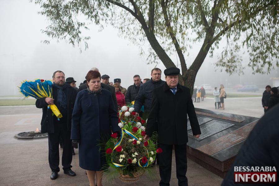 SME_3111 В Измаиле поздравили военнослужащих и почтили память  погибших воинов